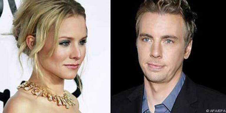 Neo-Hollywoodpaar: Kristen Bell und Dax Shepard