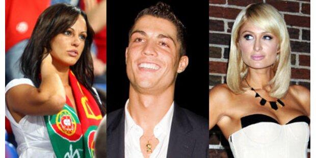 Jetzt geht Ronaldo-Ex auf Paris los