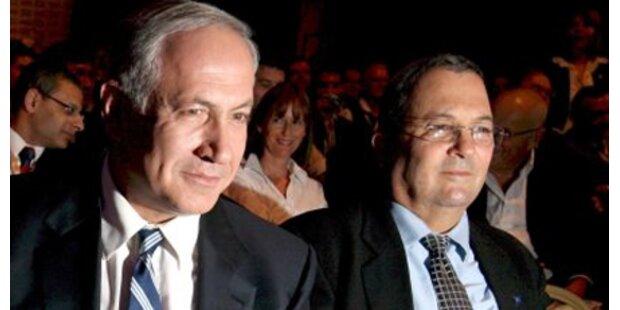 Rechtsregierung in Israel fixiert