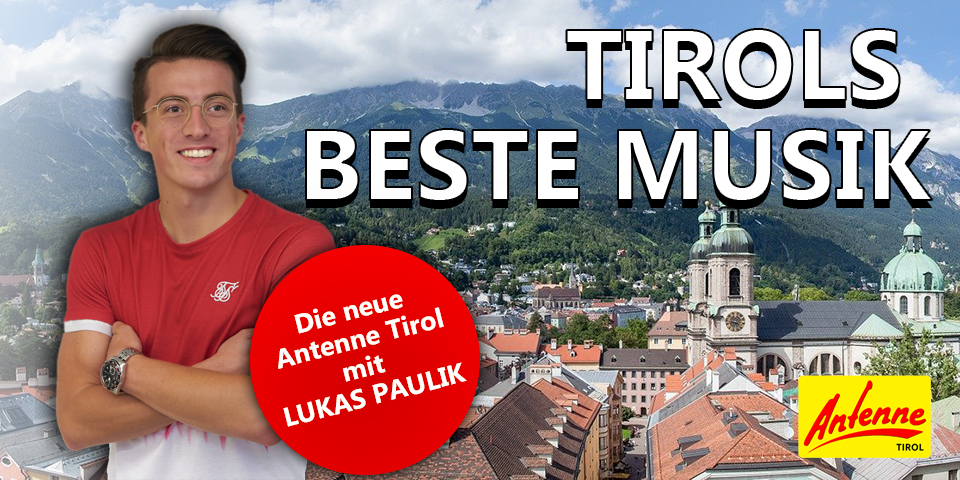Tirols Beste Musik mit Lukas Paulik