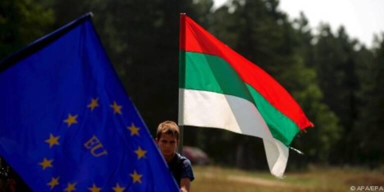 Neue Regierung setzt auf Zusammenarbeit mit der EU