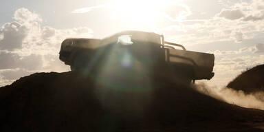 Erste Fotos und Video vom völlig neuen Ford Ranger