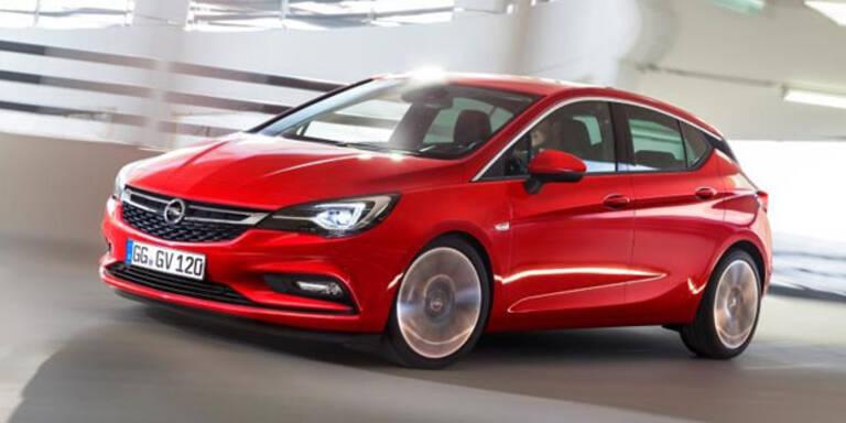 Das kostet der neue Opel Astra