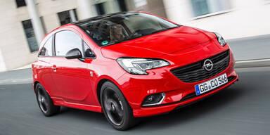 Opel Corsa mit neuem Turbo-Benziner