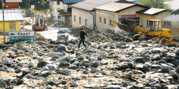 Paznaun: 250 Opfer nach Mure