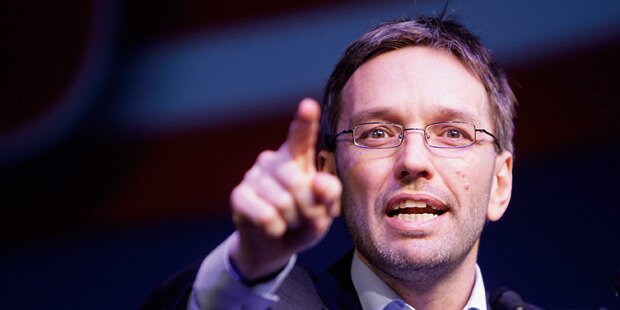 Kickl: SPÖ-Wahlprogramm ist