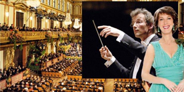 Neujahrskonzert im Zeichen von Liszt