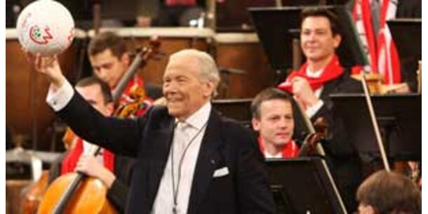 Neujahrskonzert bis 2012 im ORF
