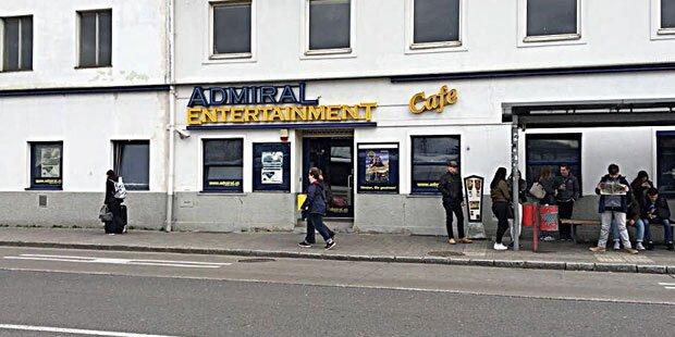 Diversion nach Bombendrohung gegen Wettcafé