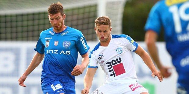 Wiener Neustadt nach Torgala in Erste Liga weiter makellos
