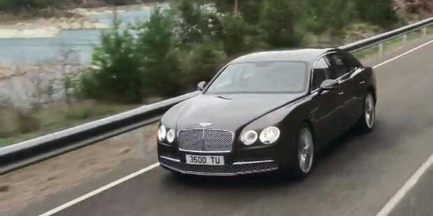 Luxusautos gestohlen - Diebe erwischt