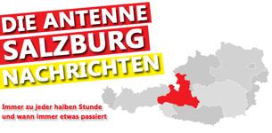 Antenne Salzburg Nachrichten klein