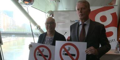 Regierung präsentiert Raucher-Gesetz