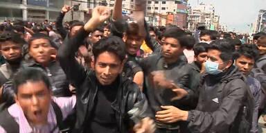 Nepal: Unruhen wegen ungleicher Verteilung
