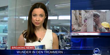 News TV: Juwelenraub in Wien & Lotto-Gewinner