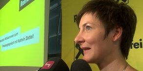 Kathrin Zettel über ihre (beendete) Karriere