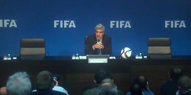 Polizei verhaftet Fifa-Funktionäre