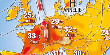 Bringt der Sommer einen neuen Hitze-Rekord?
