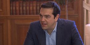 Alexis Tsipras vor Machtprobe