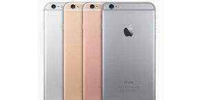 iPhone 6s: Offizielle Fotos?