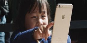 Vorschau auf das neue iPhone 6s