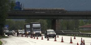 Deutschland kontrolliert wieder seine Grenzen