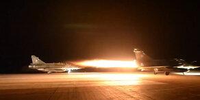 Hilft Großbritannien bei IS-Luftangriffen?