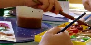 Kindergarten ruft zu Jihad auf