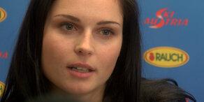 Anna Fenninger kämpft hart für ihr Comeback