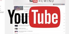 Youtube präsentiert die Jahrescharts 2015
