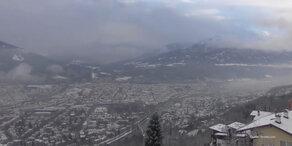 Jetzt kommen Schnee und Sturm