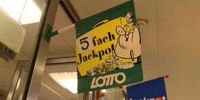 Fünffach-Jackpot: Es winken 9,5 Millionen