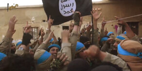 Bedrohung durch den Islamischen Staat