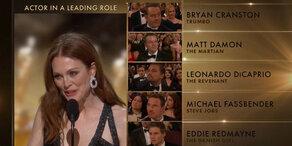 Highlights der Oscar-Verleihung
