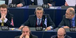 """""""Barbaren"""": Türkei-Beschimpfung im EU-Parlament"""