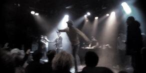 Money Boy - Ausraster während Konzert