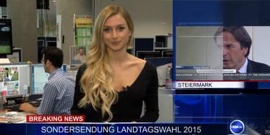 Wahl 2015: Burgenland & Steiermark