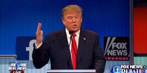 US-Wahlkampf: Trump bricht alle Regeln