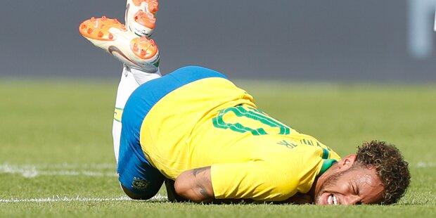 ÖFB-Stars sticheln gegen Neymar