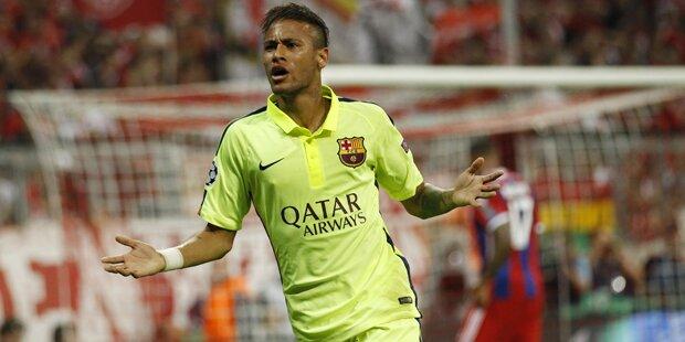 3:2 - Bayern siegt, Barcelona jubelt