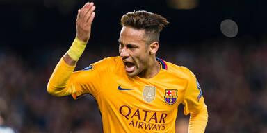 Transfer-Bombe: Neymar zu Real Madrid?