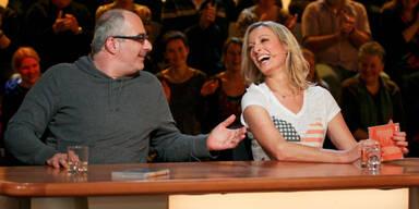Michael Niavarani und Monika Gruber