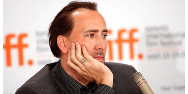 Nicholas Cage hat 6 Mio. Steuerschulden