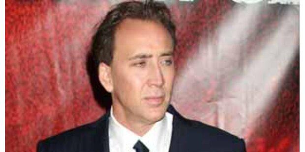 Nicolas Cage logiert im Wiener Hotel Sacher