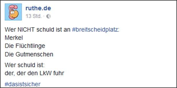 Comic-Zeichner: Wer NICHT schuld ist am Berliner Anschlag
