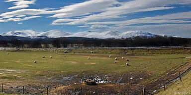 Nichts für Warmduscher - Die Highlands im Frühling
