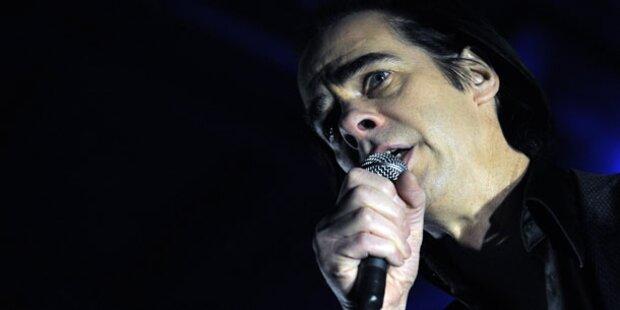 Nick Cave brachte Sturm & Drang nach Wien