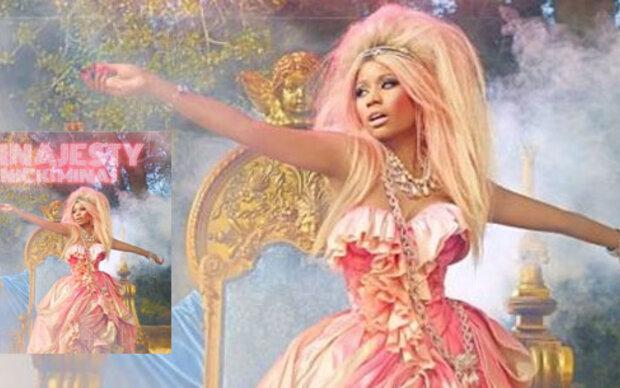 Nicki Minaj wird zur rosa Prinzessin