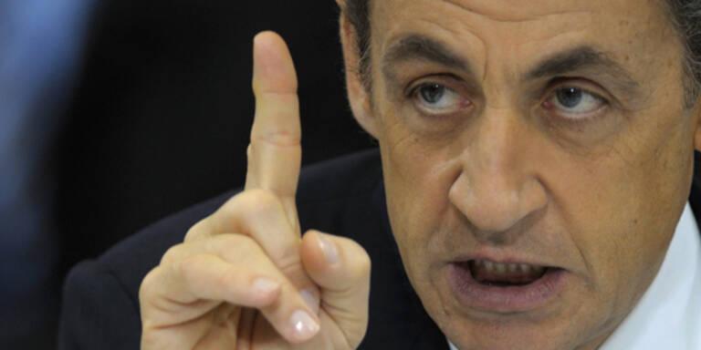 Hacker lassen Sarkozy sterben