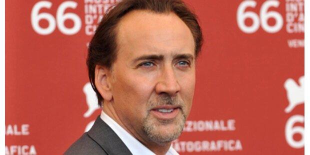 Nicolas Cage: 2 Häuser zwangsversteigert